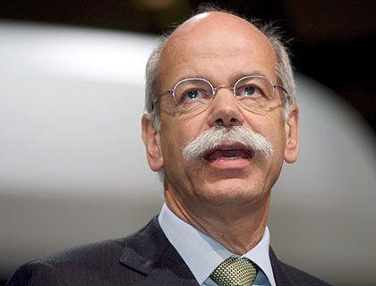 """Daimler-Chef Zetsche: """"Wir haben alles andere als ein Liquiditätsproblem"""""""