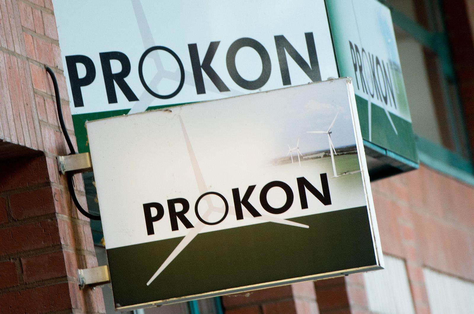 Windanlagenfinanzierer Prokon