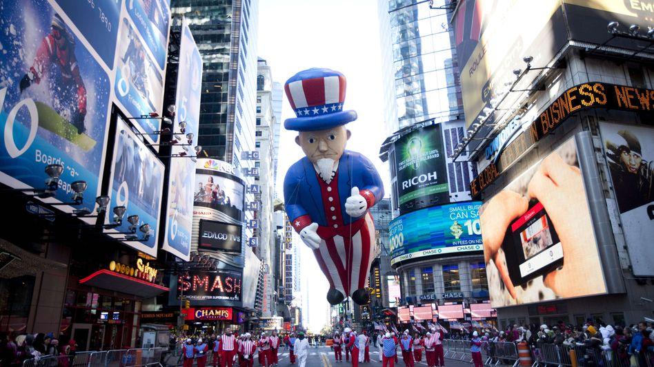 Land of the Trump: Uncle Sam hat´s derzeit schwer