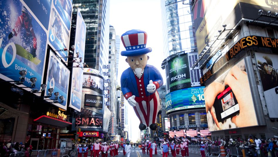 Land of the Trump: Uncle Sam hat´s derzeit schwer