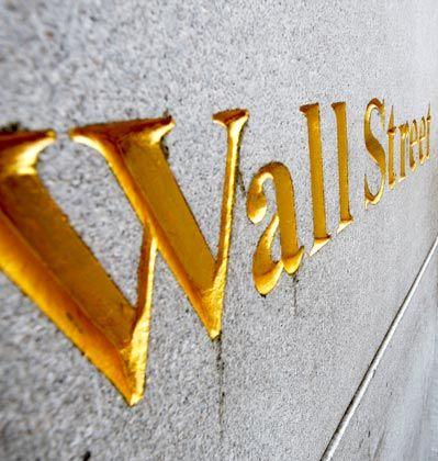 Vergoldetes Pflaster: An der Wall Street lässt sich noch immer gut Geld verdienen