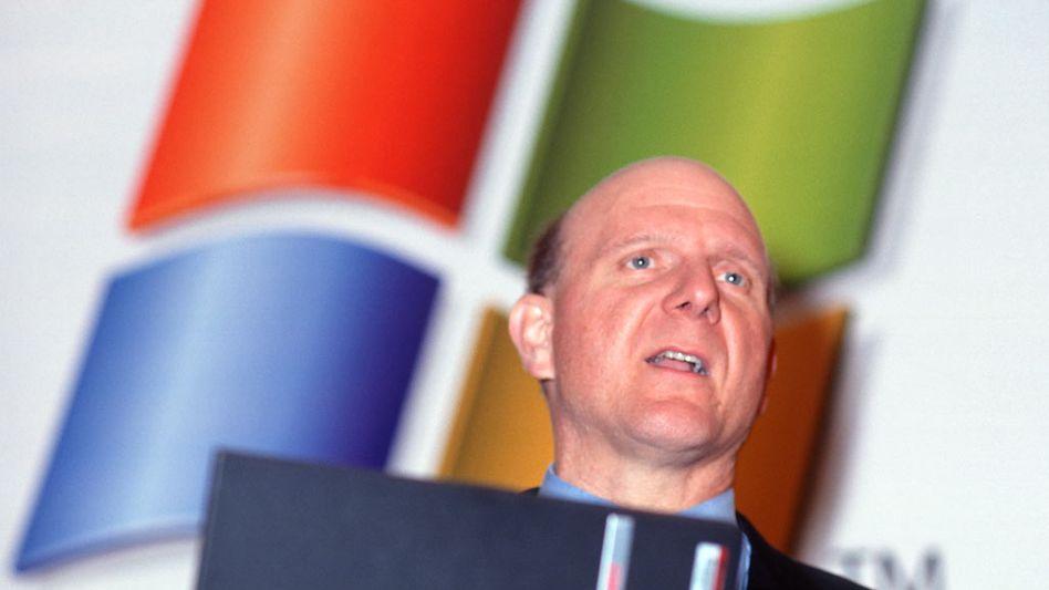 Ex-Microsoft-Chef Ballmer: Großaktionär von Twitter