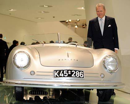 Bleibt AR-Chef: Wolfgang Porsche