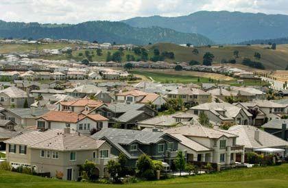 Wieder teurer: Kalifornische Eigenheime