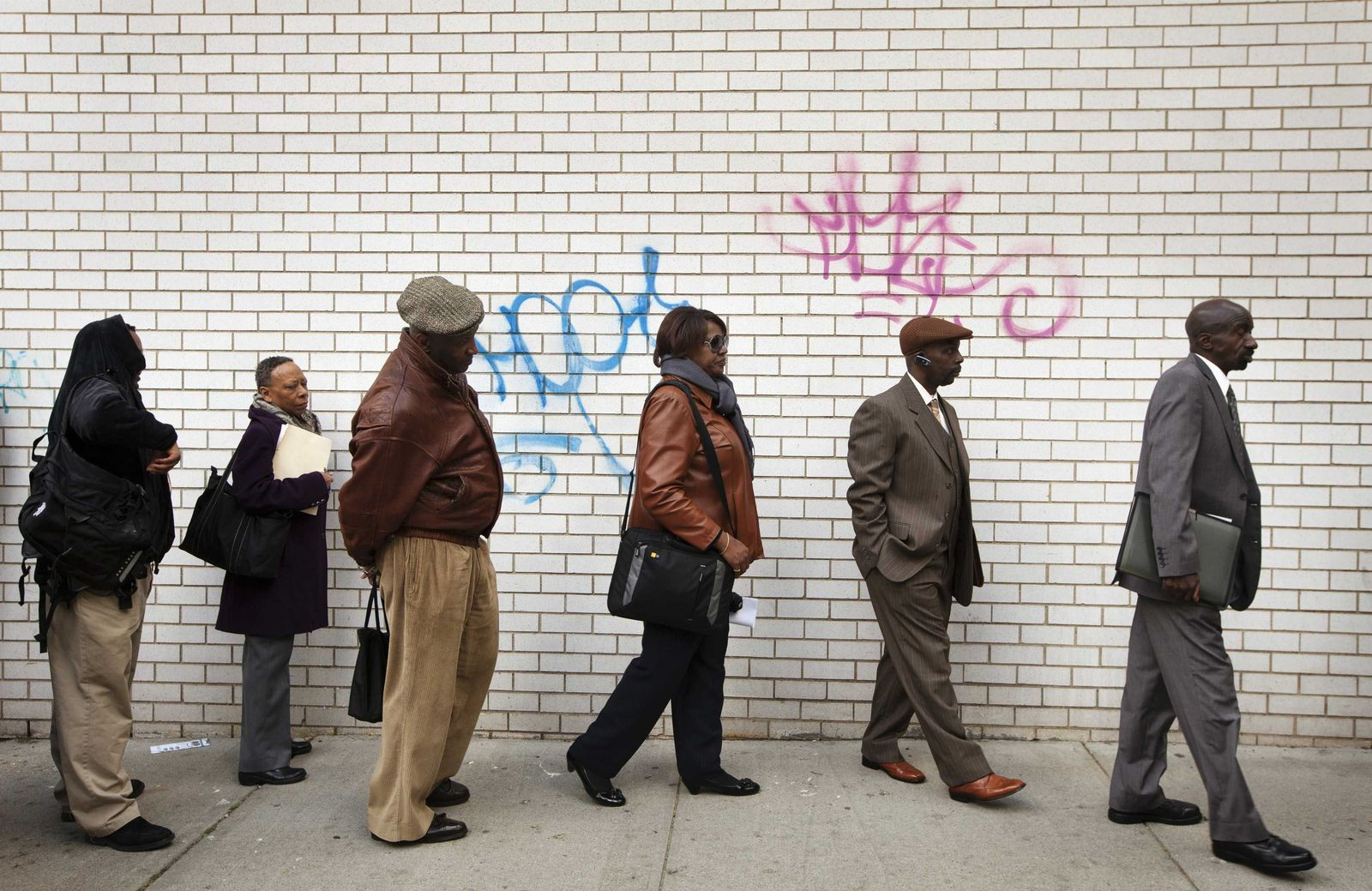Arbeitslose/ USA