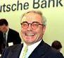 Deutsche Bank-Chef Rolf Breuer