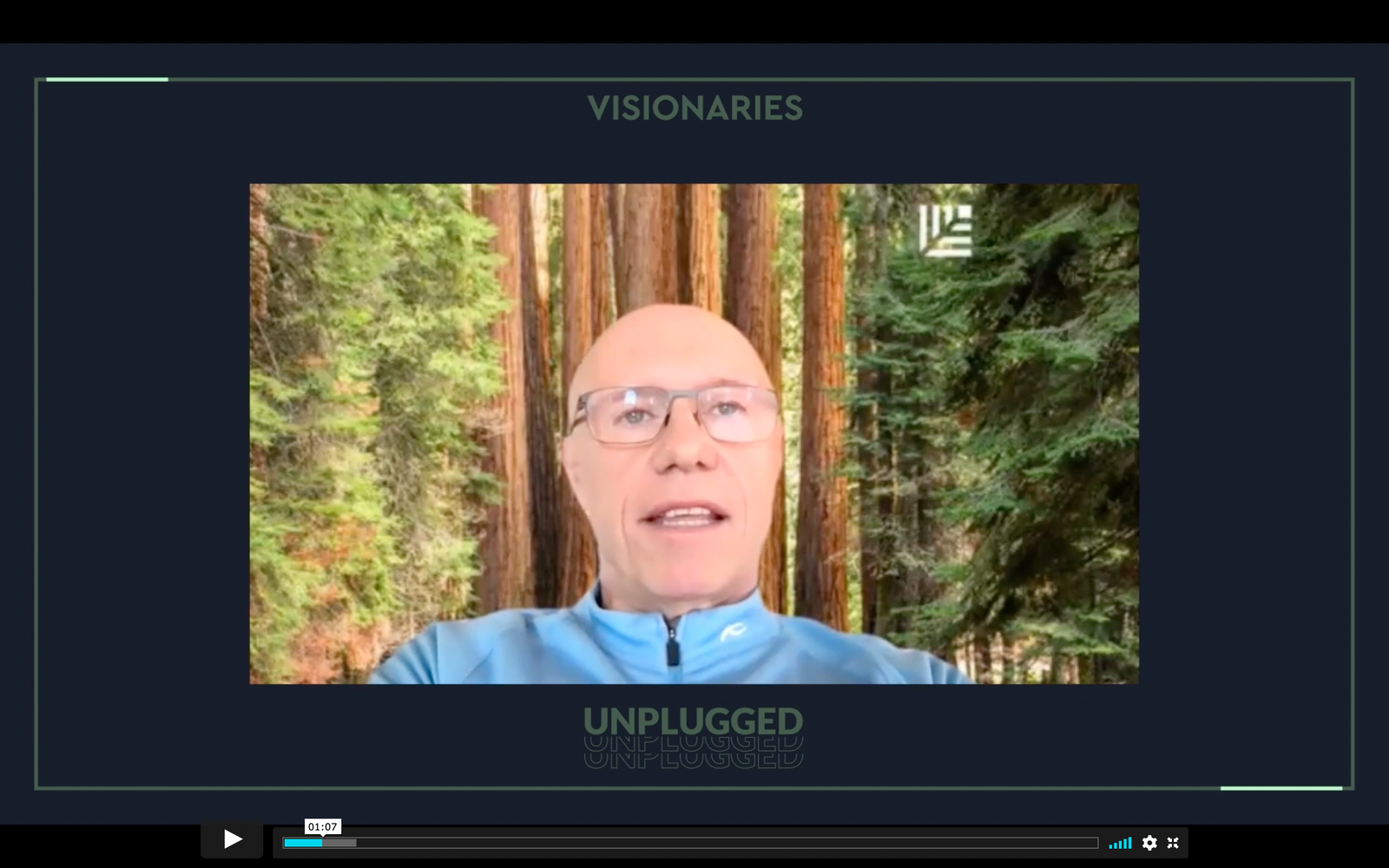 Screenshot / Doug Leone, Managing Partner bei Sequoia Capital