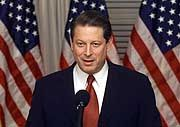 Muss an mehreren Fronten kämpfen: Al Gore