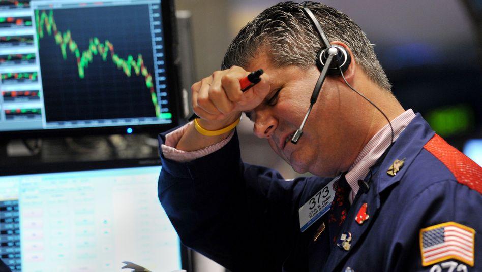 Auf Rekordniveau: Mancher Anleger wird angesichts der Kursgewinne bei Tech-Aktien nervös