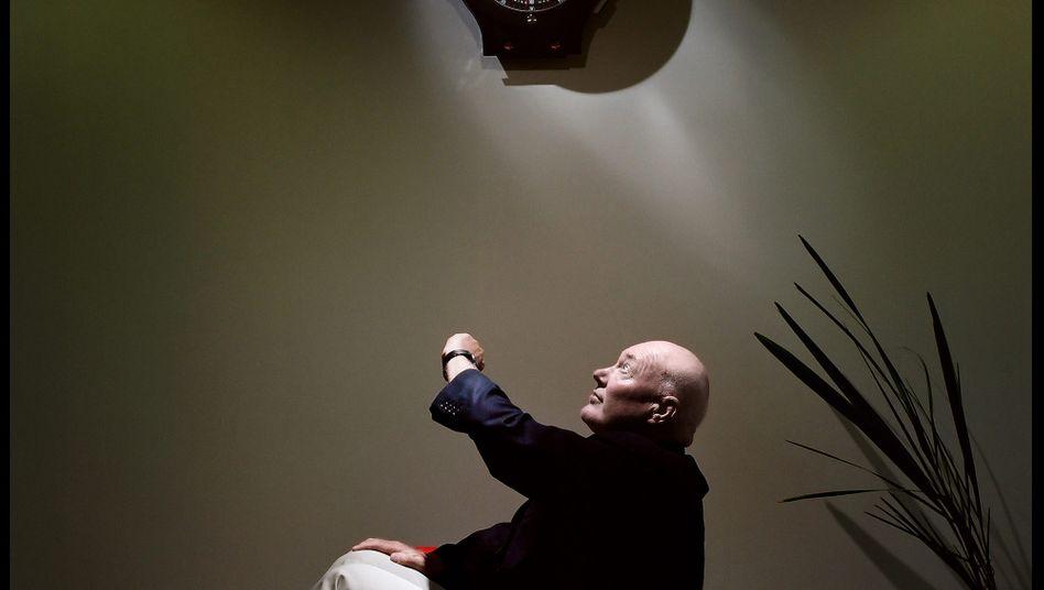 Urgestein der Schweizer Uhrenindustrie: Jean-Claude Biver, Chef der Marken Hublot, Tag Heuer und Zenith