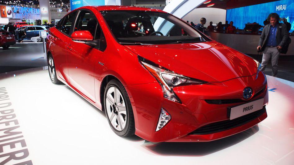 Neuer Prius: Toyota kappt die Verkaufserwartungen für den Plugin-Hybrid
