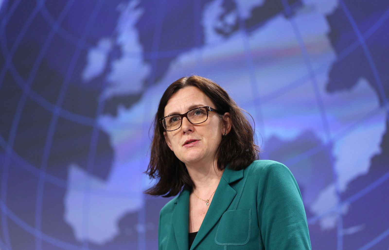 EU-Kommission 2014 / Cecilia Malmstrom