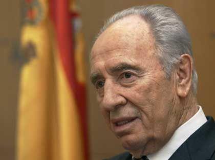 Späte Genugtuung: Schimon Peres ist am Mittwoch zum neuen israelischen Staatspräsidenten gewählt worden