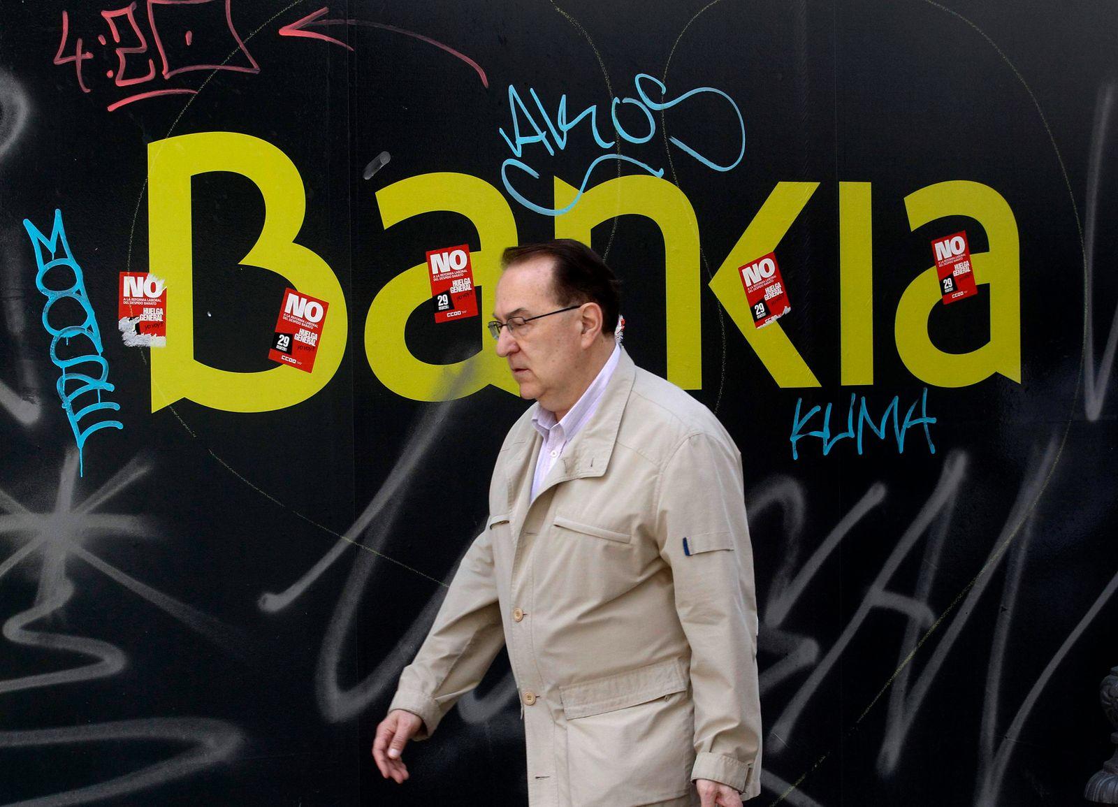 größte spanischen Banken / Bankia