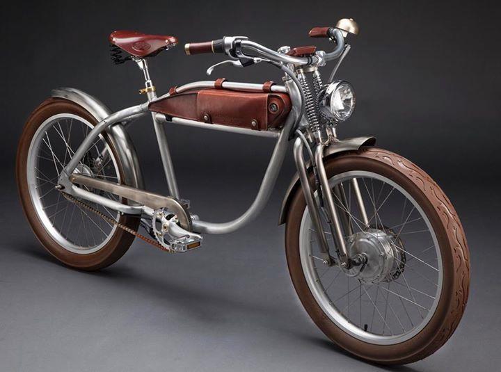 Fahrrad / Italjet Ascot
