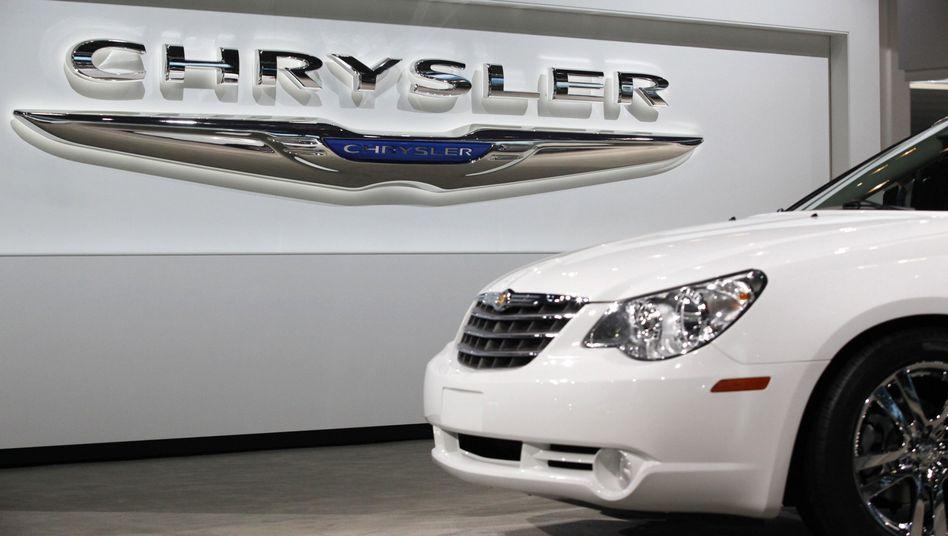 Chrysler-Händler in den USA: Im ersten Quartal um ein Drittel mehr verkauft