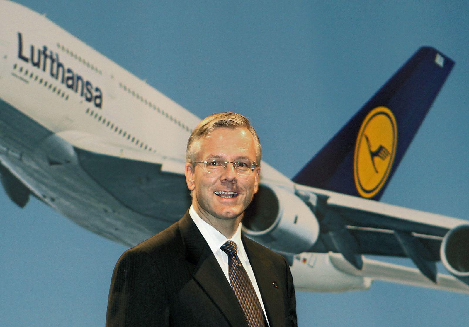 Lufthansa - Christop Franz