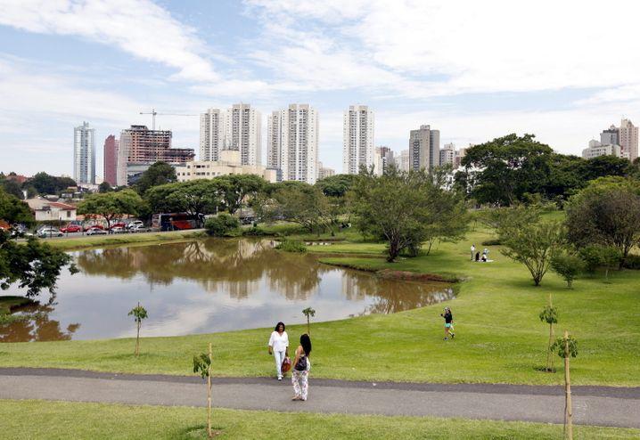 Green City: Curitiba gilt als eine der umweltfreundlichsten Städte des Landes - wenn man das von einer Großstadt mit fast zwei Millionen Einwohnern überhaupt sagen kann