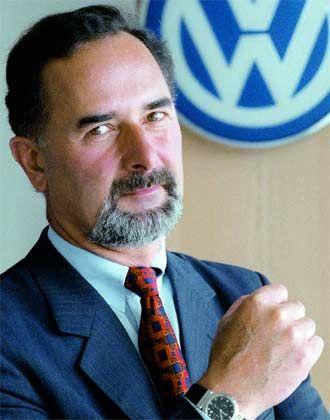Bietet die einzigen Diesel-Pkw auf dem US-Markt an: VW-Vorstandschef Bernd Pischetsrieder
