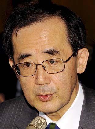 Neuer Gouverneur der BOJ: Professor Masaaki