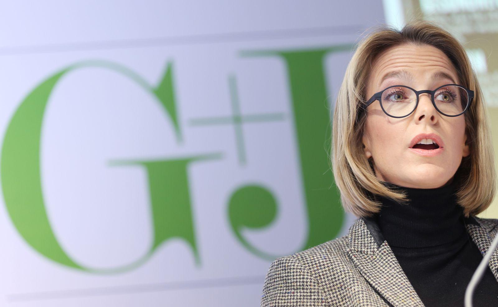 Julia Jäkel / G+J Vorstand