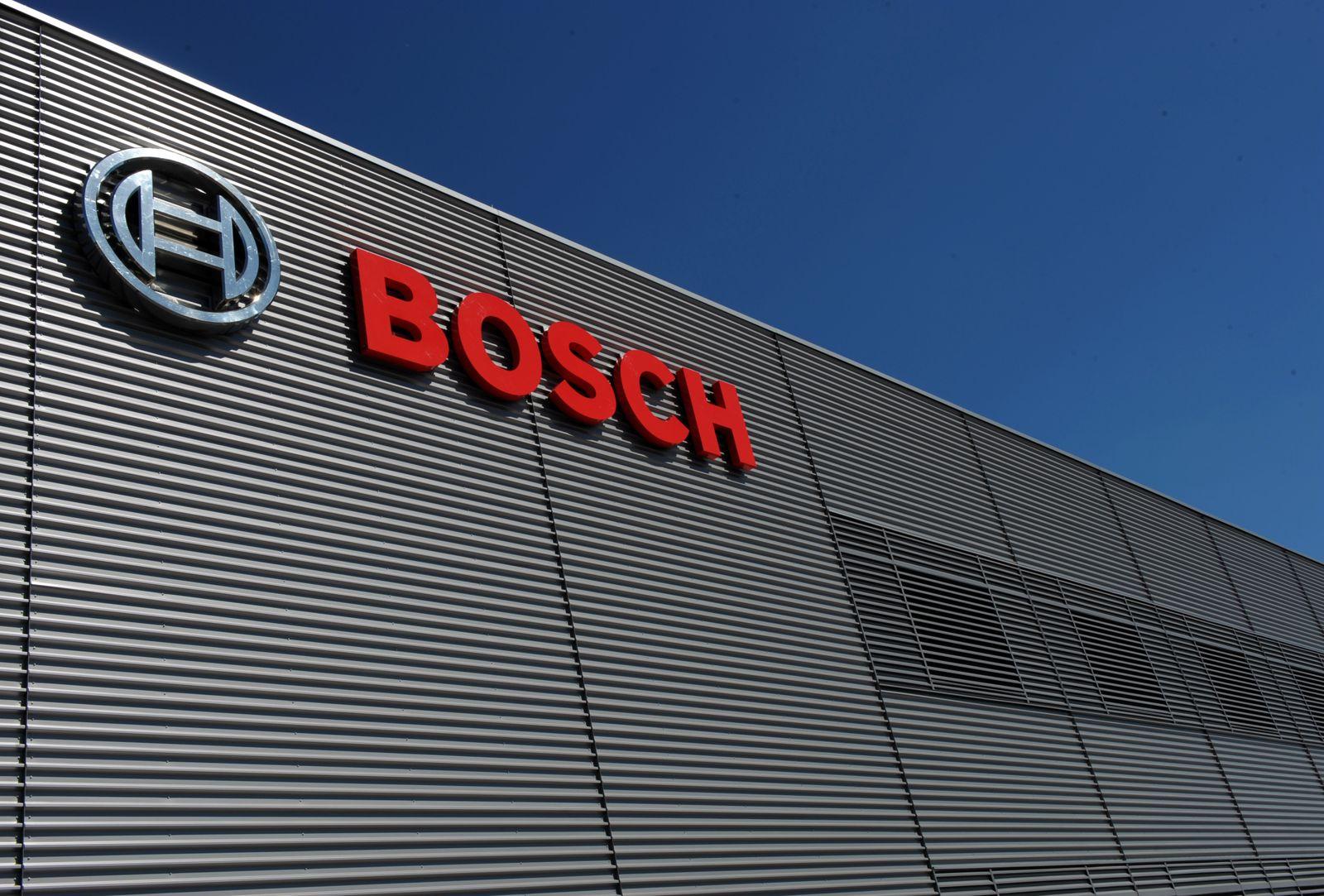 Bosch Solar-Zentrum in Arnstadt