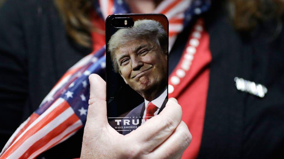 US-Präsident lässt seinen Handelsminister weitere Strafzölle ausarbeiten: Sie könnten vor allem Chinas Telekom- und Technikindustrie treffen