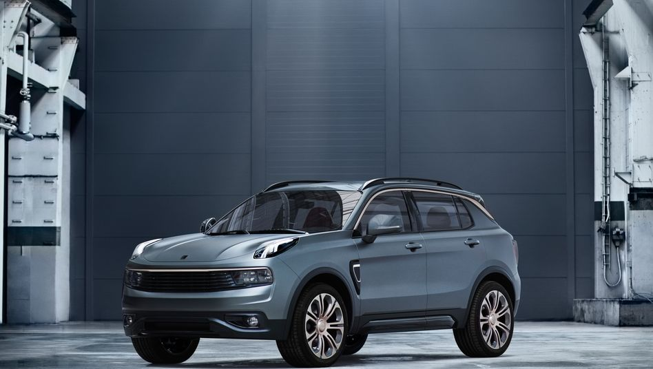 Da sieht nichts nach Billigheimer aus: Mit diesem SUV-Modell will Lynk & Co ab 2019 in Berlin an den Start gehen