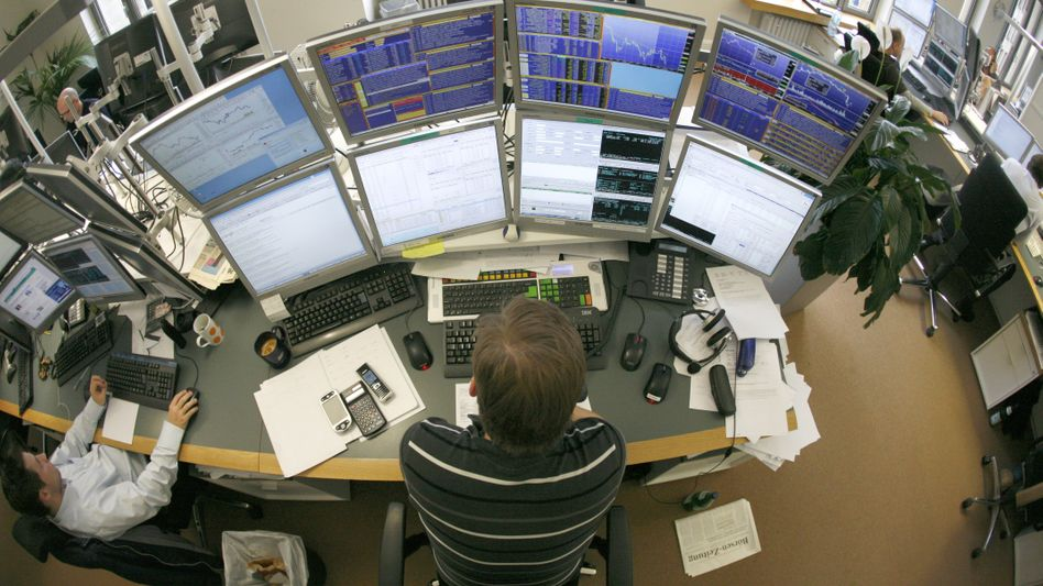 Nervosität am Aktienmarkt: Die Börse zittert vor dem EU-Krisengipfel