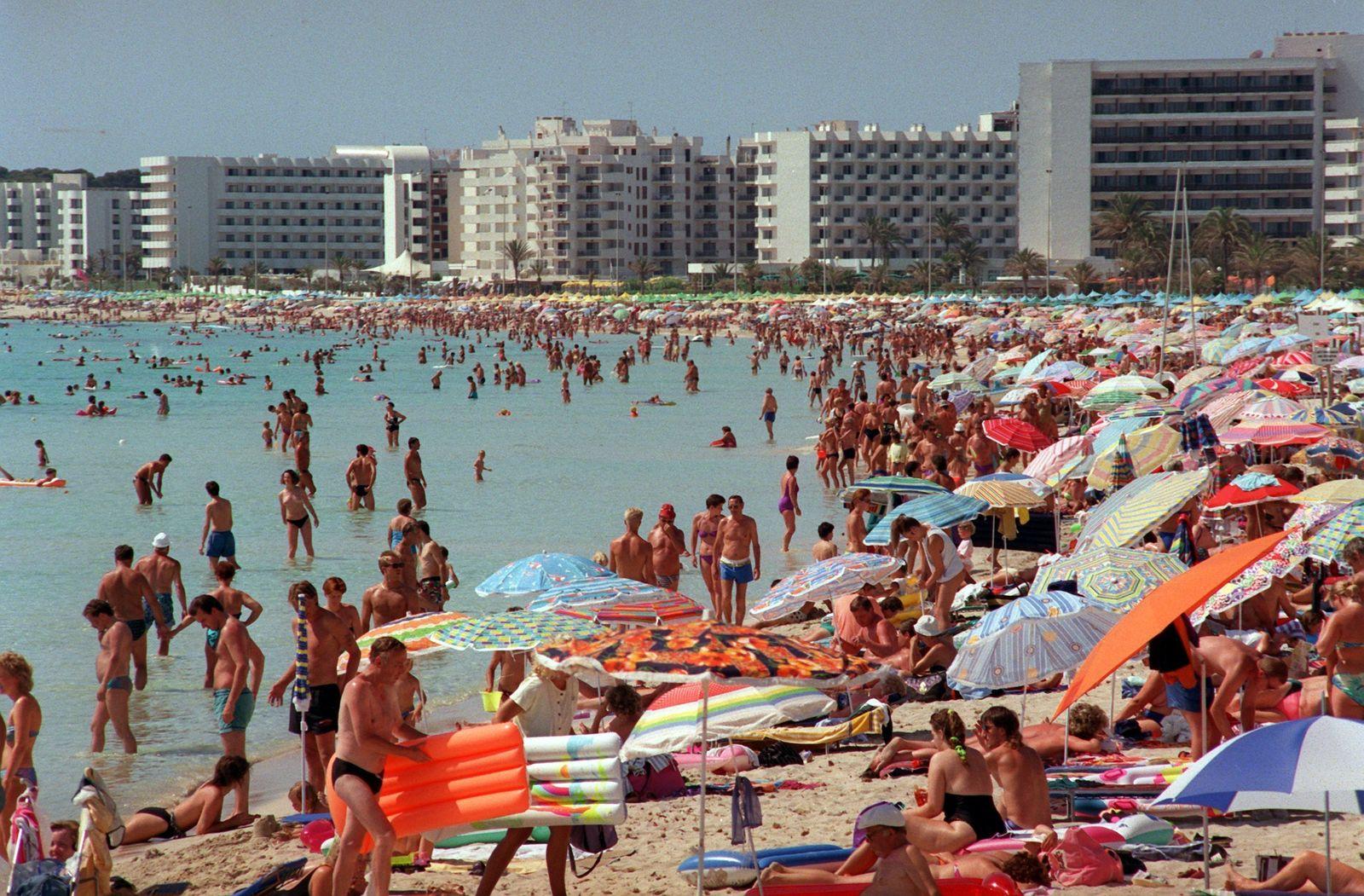 Urlaub auf Mallorca/Strand