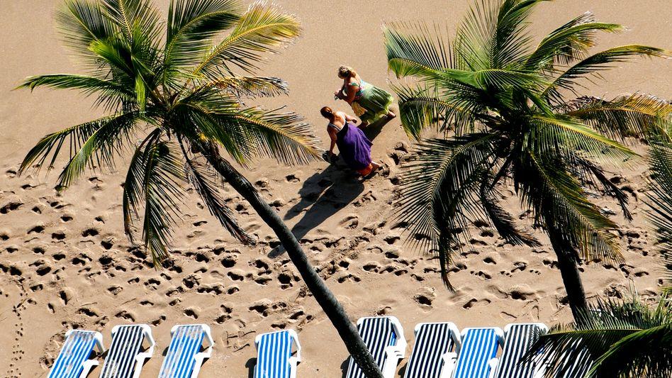 Strand in Fort Lauderdale: Zwei Fonds mit 1800 deutschen Anlegern gewannen einen Schadensersatzprozess in der Stadt in Florida