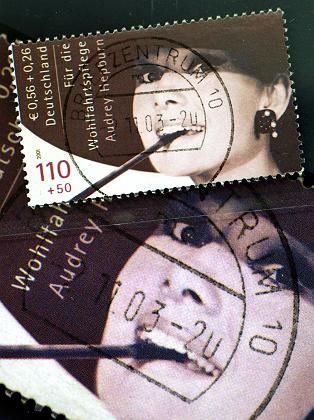 Briefmarke: Bald auch für E-Mails?