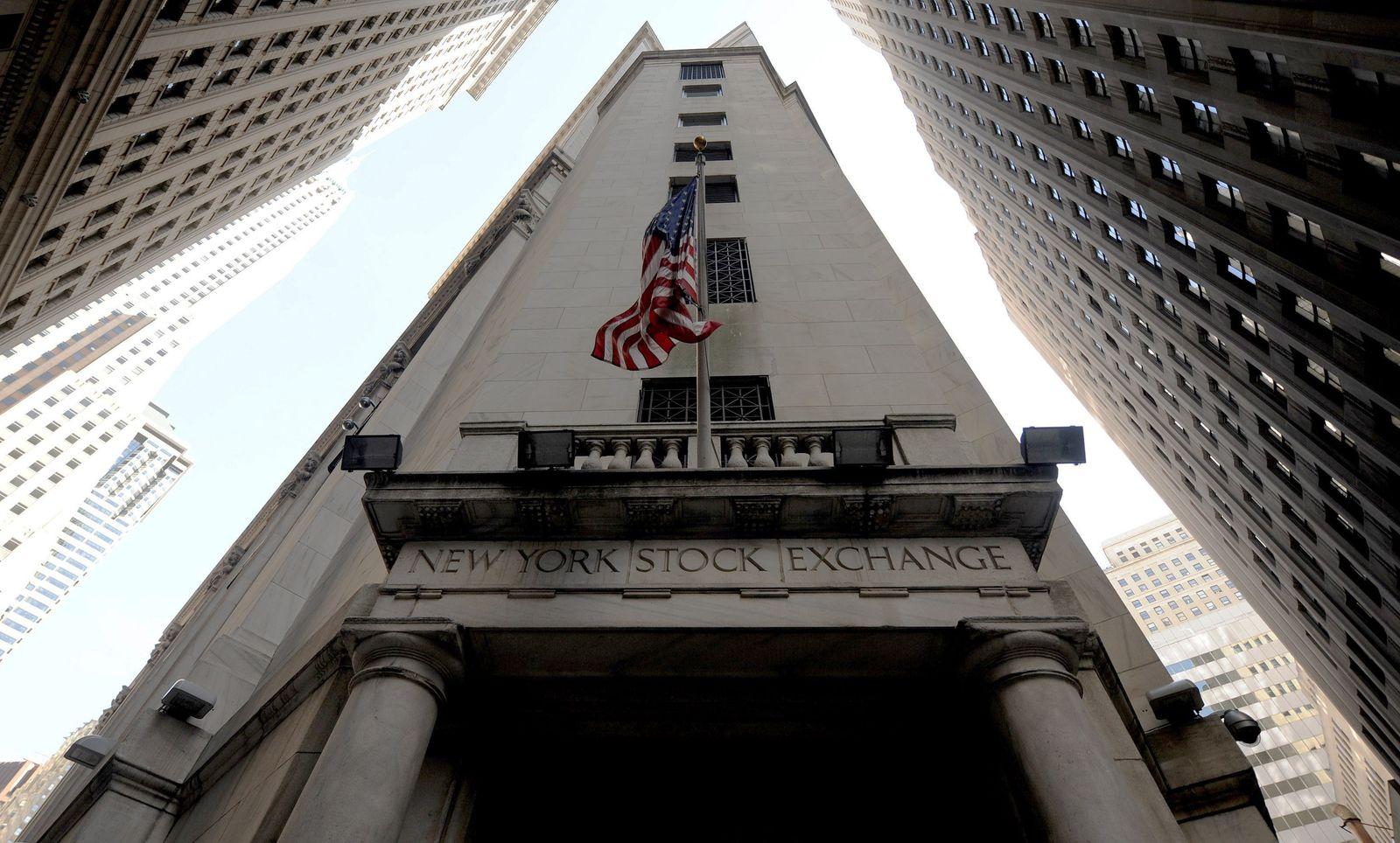 mm-Themenseite / Wall Street / Börse NY