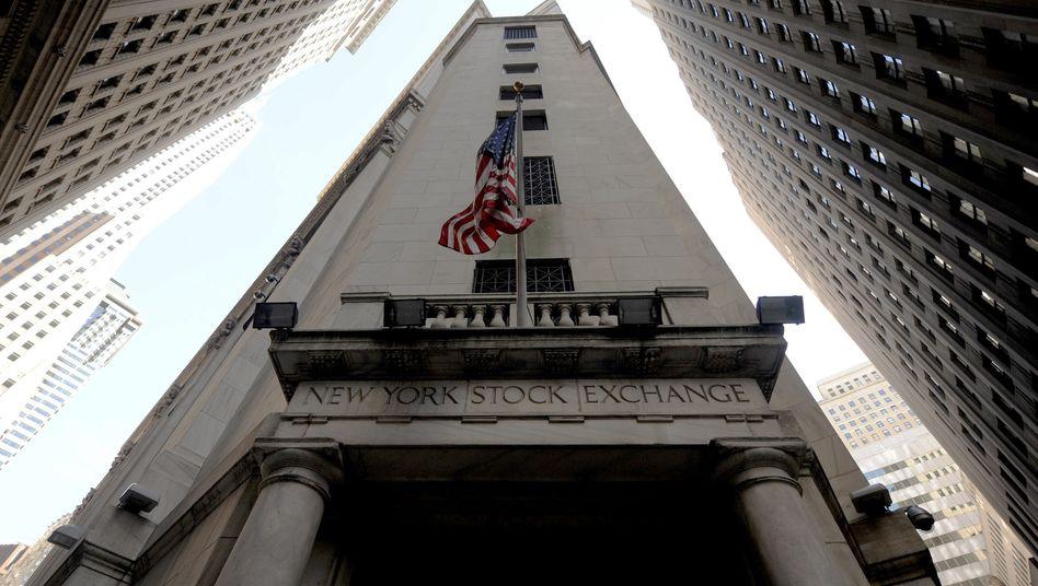Billiges Geld: US-Notenbank in Sorge um US-Wirtschaft