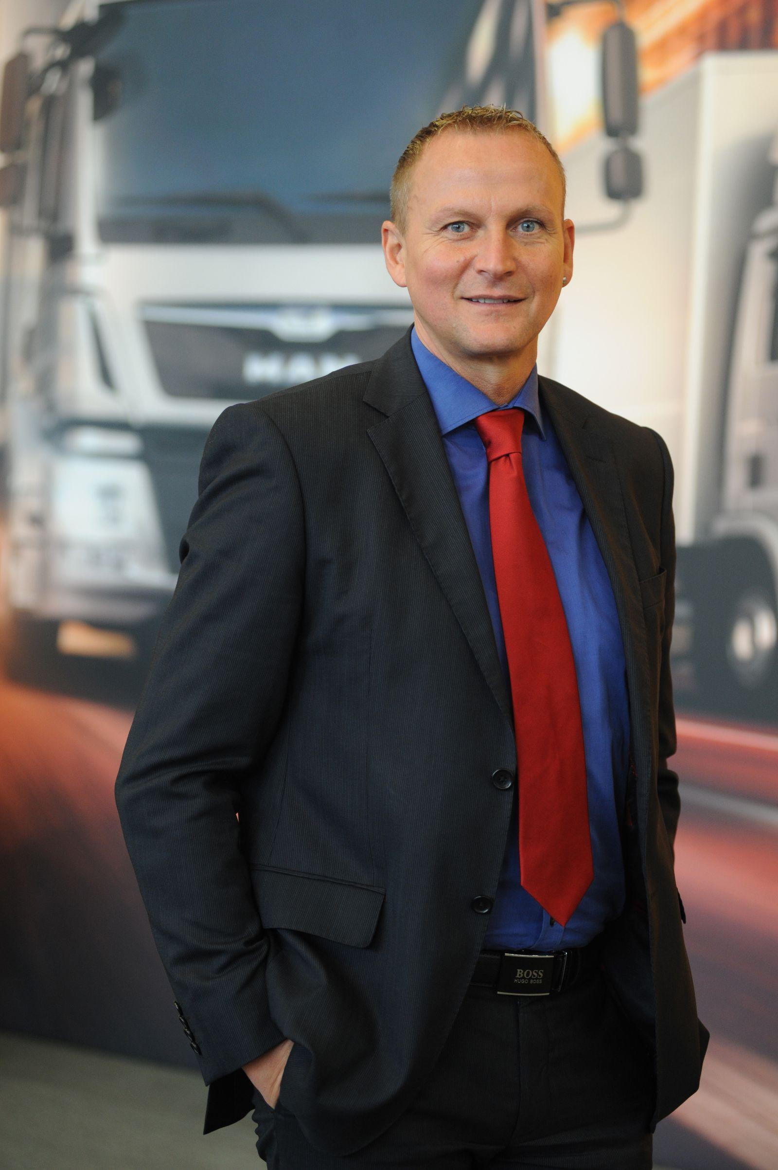 Jürgen Dorn / Volkswagen / MAN