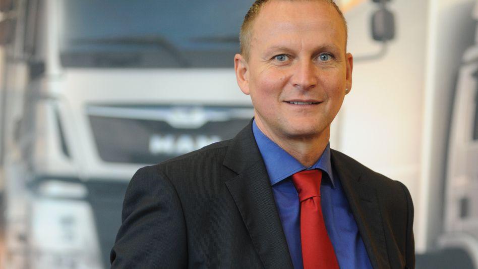 Jürgen Dorn: MAN soll aufgespalten werden, der Betriebsratschef geht von Bord