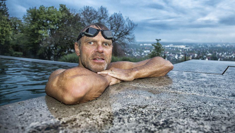 Mark Bezner (54) ist Chef des Hemdenherstellers Olymp Bezner.