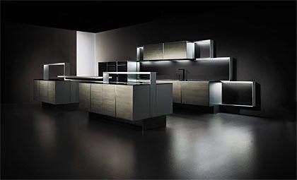 Autodesign trifft Herd: Poggenpohl hat sogar eine Küchen im Porsche-Design im Programm