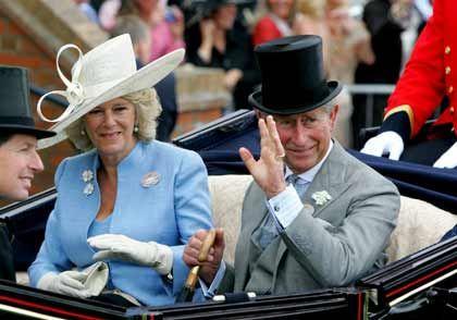 Sie machen es vor:Charles und Camilla
