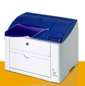 Der kleinste von Konica: Der Magicolor 2400 W bietet eine Auflösung von 2400 x 600 dpi, druckt aber nur fünf Seiten pro Minute