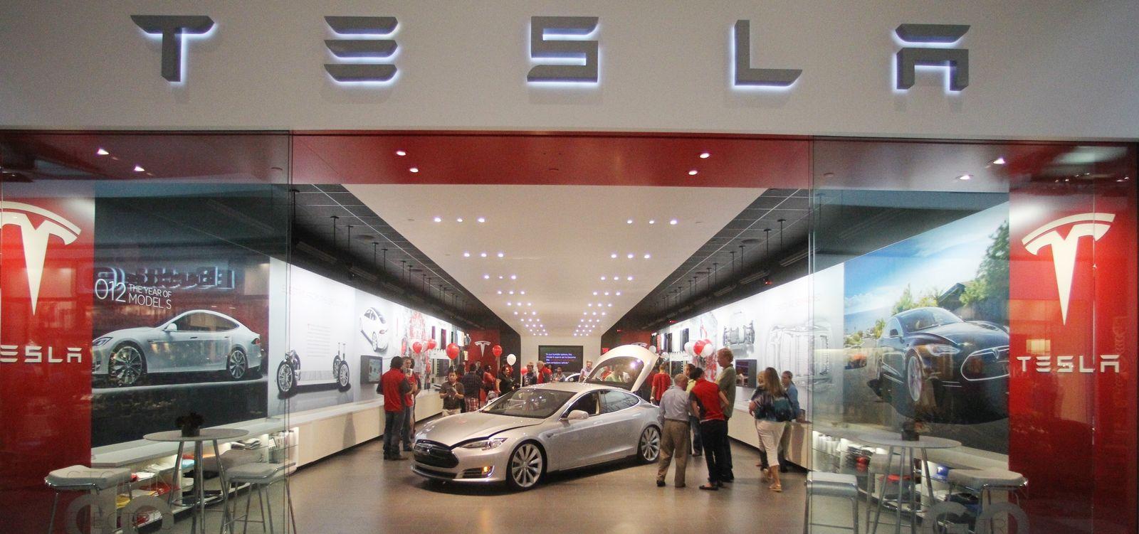 Übernahmen 2016 / Tesla