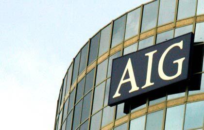 Abschreibungsbedarf: Dem US-Versicherer AIG droht der größte Verlust der bisherigen Wirtschaftsgeschichte