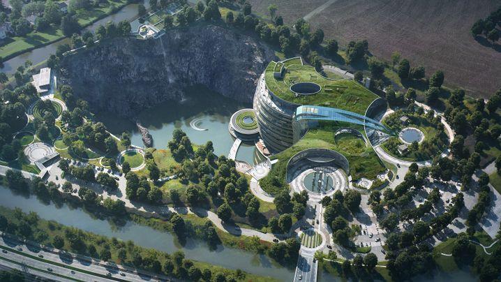 Von Eisfjord bis Wüsten-Wellness: Die spektakulärsten Hotels der Welt