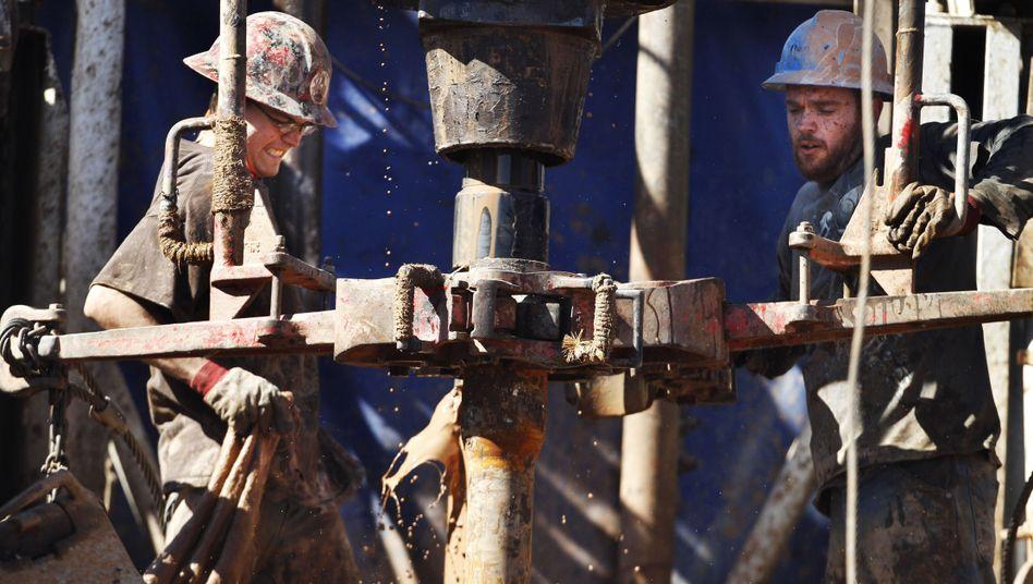 Fracking in den USA: Die Gasindustrie hofft auf eine Bonanza auch in Deutschland