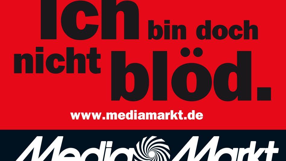 Slogan von Media Markt: Der von Metro geplante Beirat stößt auf Vorbehalte der Gründer