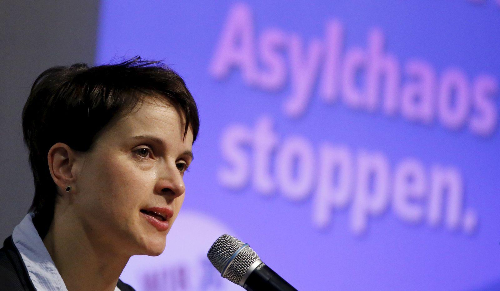 Frauke Petry AfD
