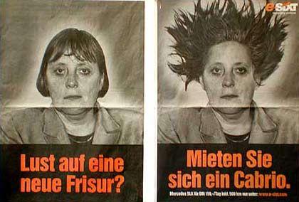 Unvergessene Kampagne: Sixt-Werbung von Jung von Matt