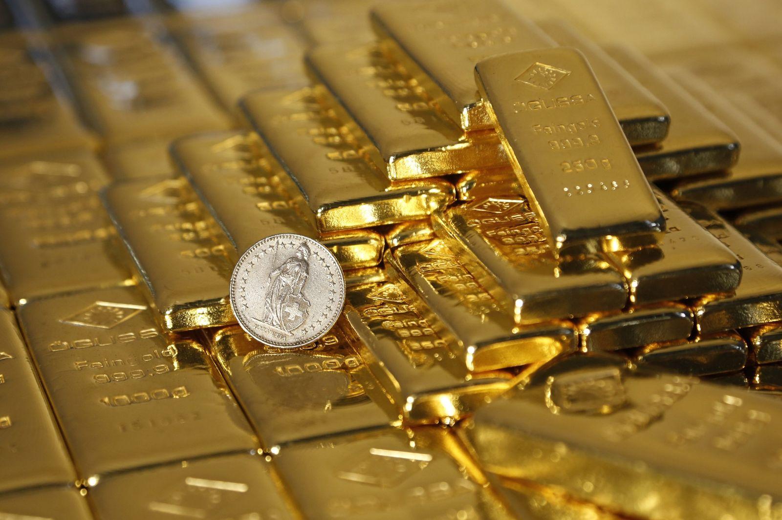 Schweiz Gold