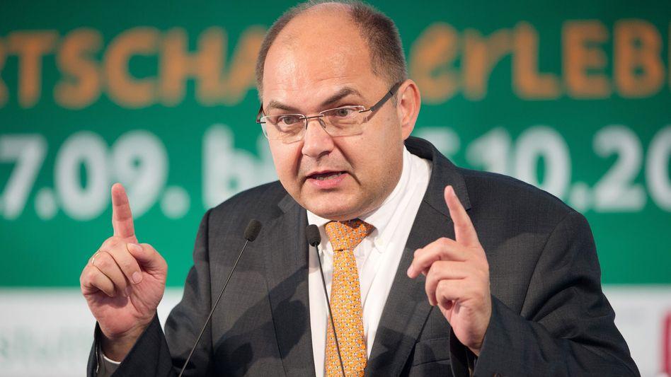 """Agrarminister Christian Schmidt: EU-Regeln """"sehr bürokratisch"""""""