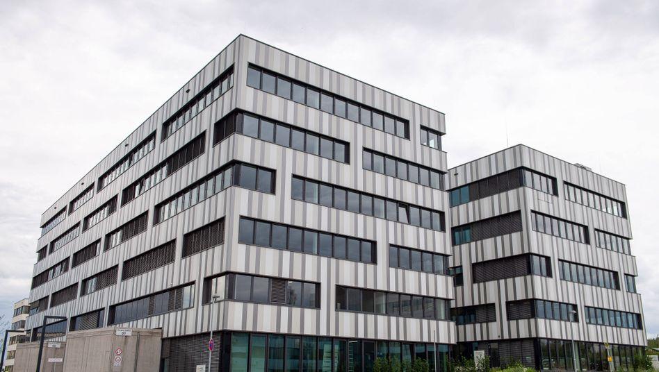 Expandiert: Unternehmenszentrale von CureVac in Tübingen